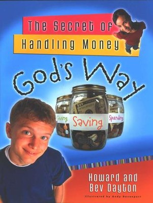 The Secret of Handling Money God's Way (used) - Little Green Schoolhouse Books