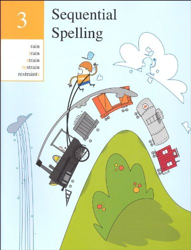 Sequential Spelling, Vol 3 Teacher's Guide (used) - Little Green Schoolhouse Books