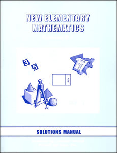 New Elementary Mathematics Syllabus D 1 Workbook, Solutions Manual, and Quick Revision Guide (Used) - Little Green Schoolhouse Books
