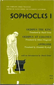 The Complete Greek Tragedies: Sophocles I, ed by David Grene (Used - Worn/Acceptable) - Little Green Schoolhouse Books