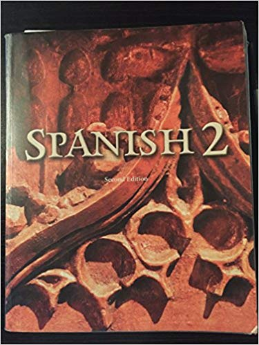 Spanish 2 (2nd edition) (used) - Little Green Schoolhouse Books