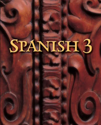 Spanish 3 Activities Manual Teacher's Edition (1st edition) (new) - Little Green Schoolhouse Books