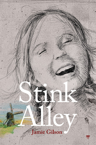Stink Alley by Jamie Gilson (Used-Like New) - Little Green Schoolhouse Books