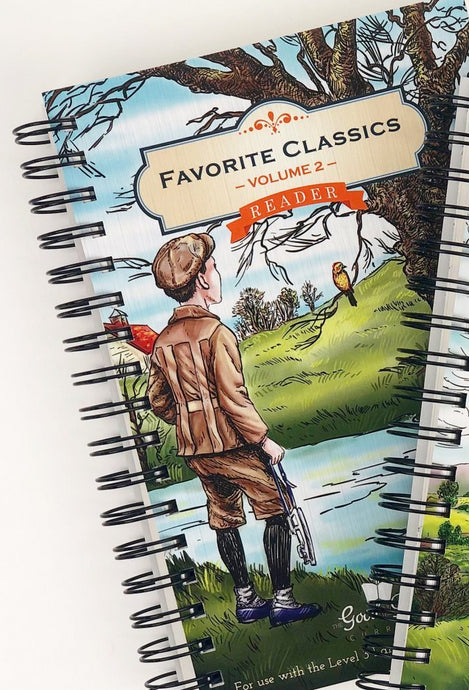 Level 3 Reader-Favorite Classics Vol. 2 - The Good and the Beautiful (Used-Good)