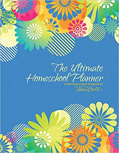The Ultimate Homeschool Planner-by Deborah Bell (used) - Little Green Schoolhouse Books