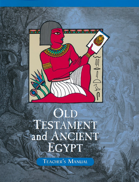 Veritas Press Old Testament and Ancient Egypt bundle (Used-Like New) - Little Green Schoolhouse Books