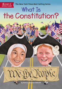 What Is the Constitution? by Patricia Brennan Demuth (New) - Little Green Schoolhouse Books
