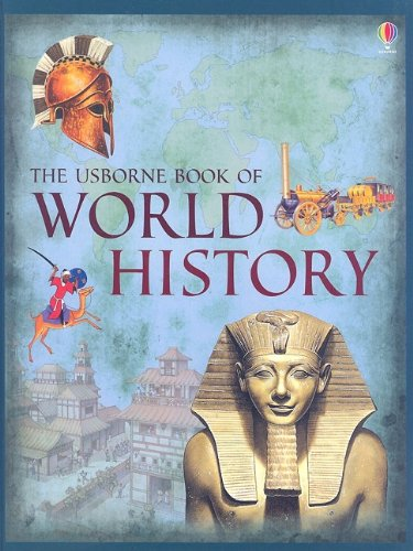 The Usborne Book of World History (Used) - Little Green Schoolhouse Books