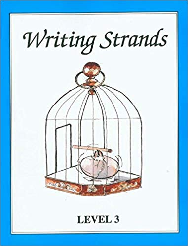 Writing Strands- Level 3(used) - Little Green Schoolhouse Books