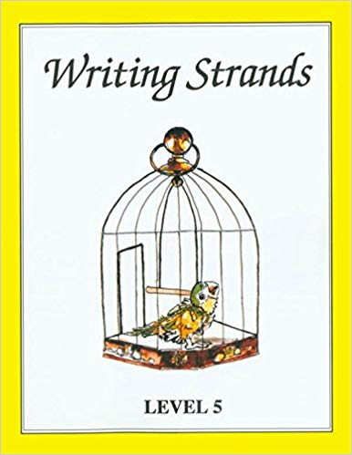 Writing Strands- Level 5 (used) - Little Green Schoolhouse Books