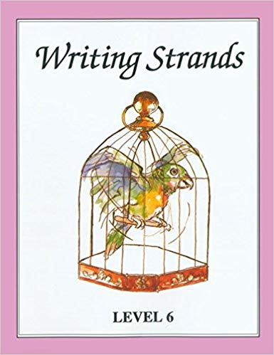 Writing Strands- Level 6 (used) - Little Green Schoolhouse Books