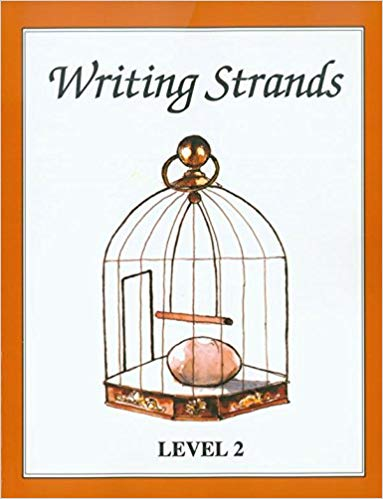 Writing Strands- Level 2 (used) - Little Green Schoolhouse Books