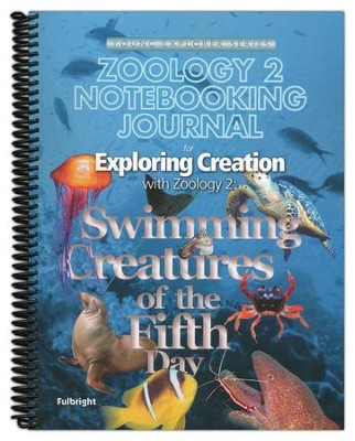 Exploring Creation with Zoology 2 Notebooking Journal (used-good) - Little Green Schoolhouse Books
