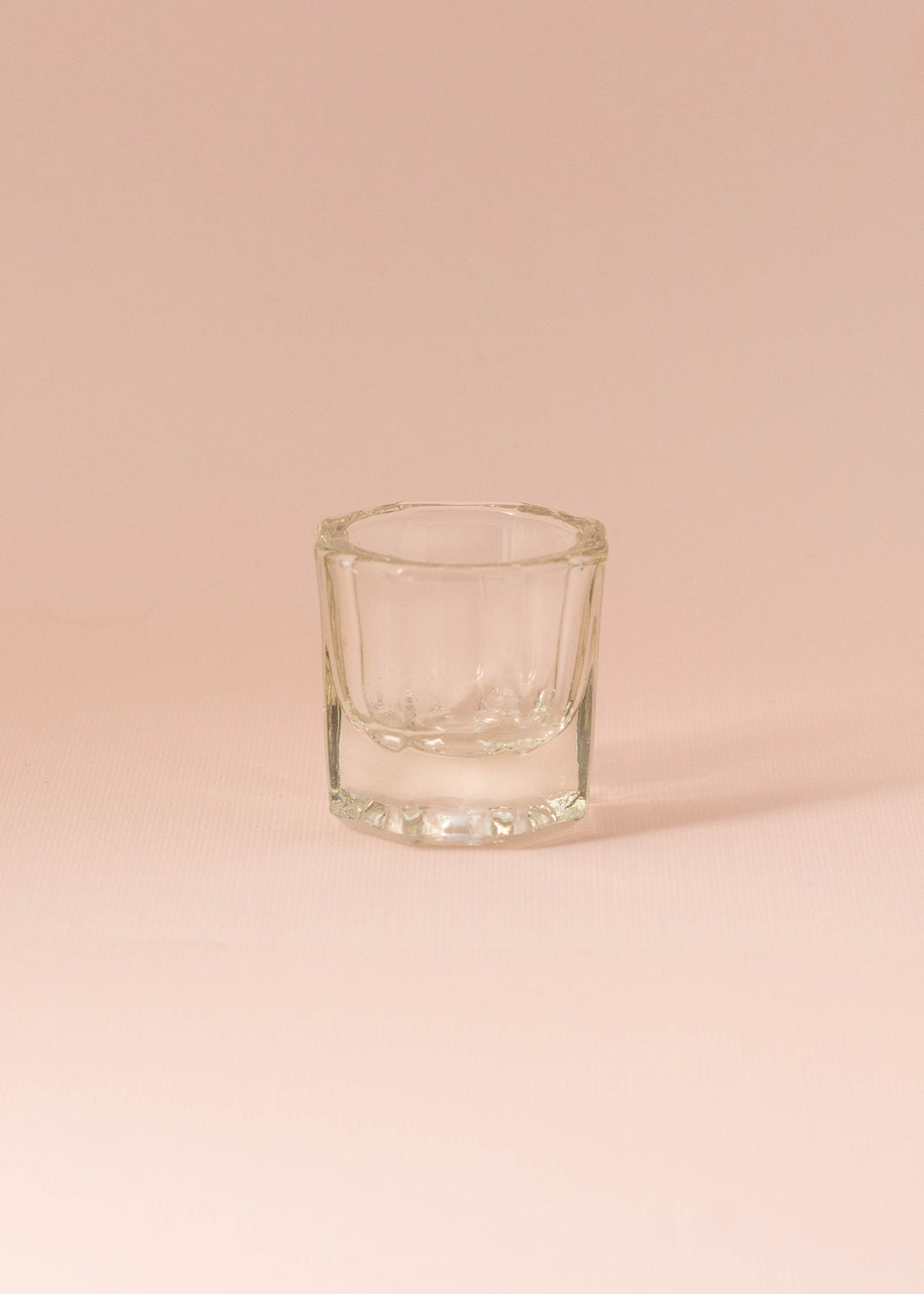 COSMETIC GLASS DISH