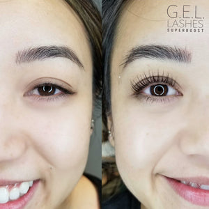 GEL LASH LIFT GROUP CLASS (DEPOSIT)