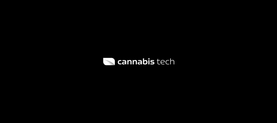 cannabis tech wordmark logo