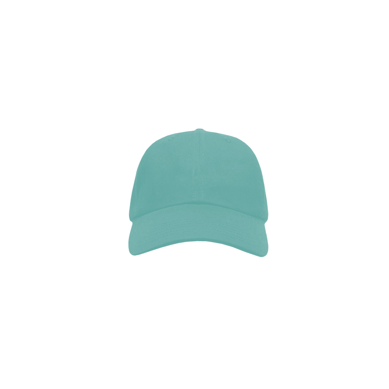 KEEP mint 6 panel cap front view