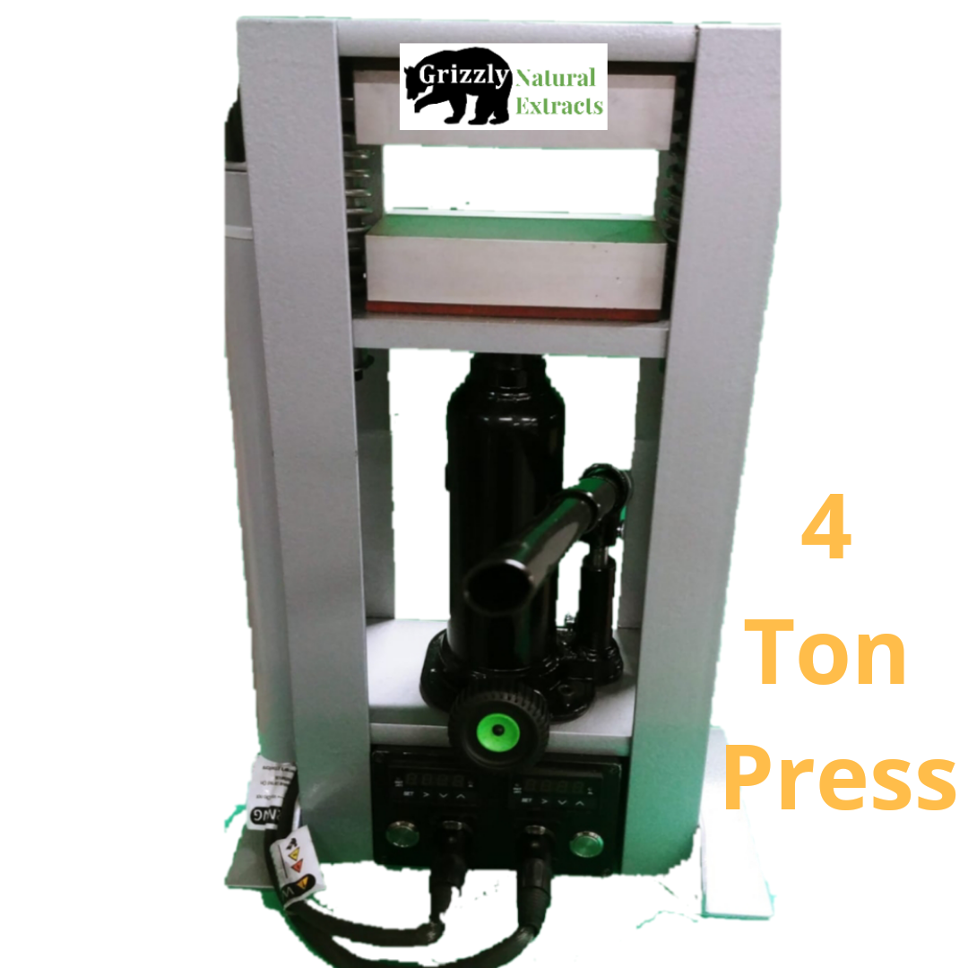 Rosin Press - Extraction System