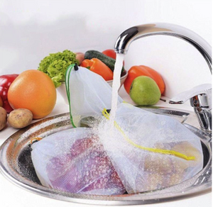 【Last Day Promotion】Waste Free Reusable Produce Bags-(buy 2  free  shipping)