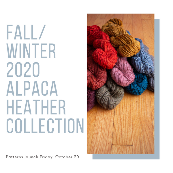 2020 Alpaca Heather Collection