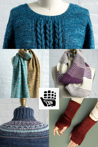 Pattern Updates in Manos del Uruguay Yarns