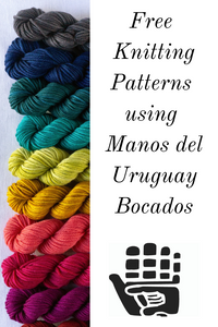 Bocados: Alegria Grande Mini Skeins from Manos del Uruguay