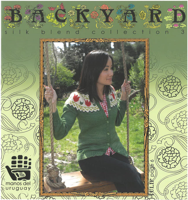 Silk Blend Collection 3: Backyard