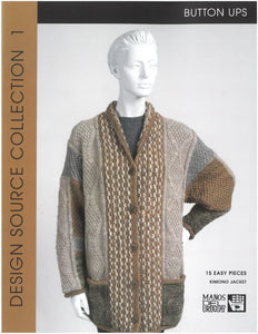 Design Source Wool Clásica Collection 1: Button Ups