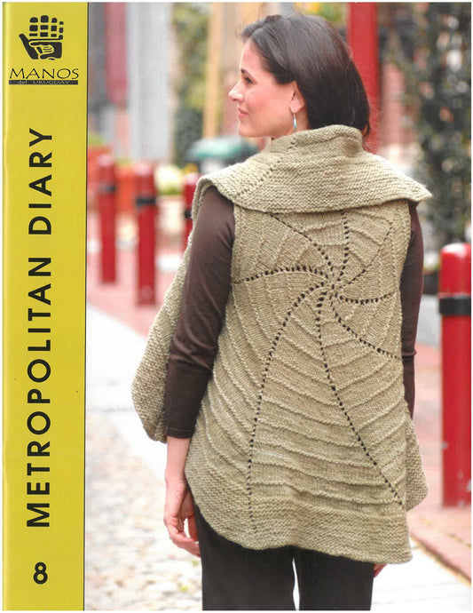 Manos Wool Clásica Collection 8: Metropolitan Diary
