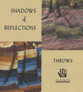 Shadows and Reflections Throws