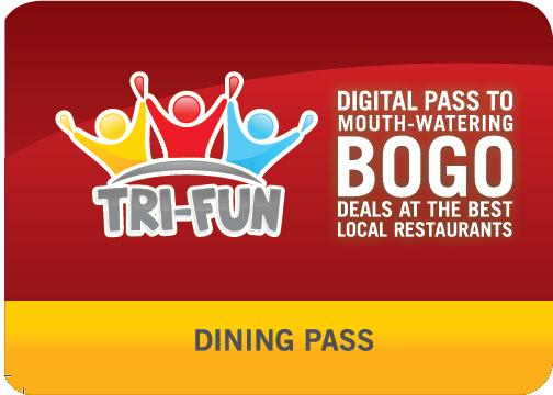 Dining Pass Gift Card