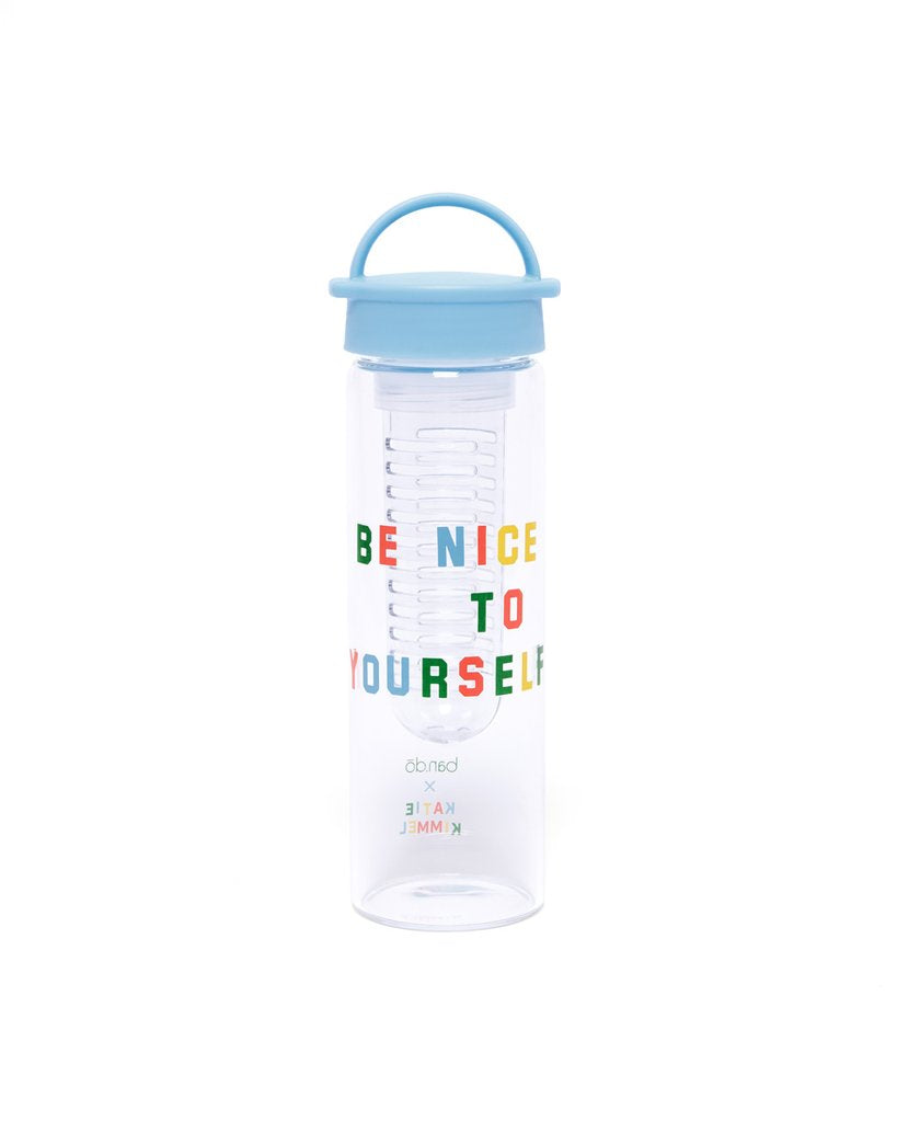 Infuser Water Bottle, Be Nice To Yourself