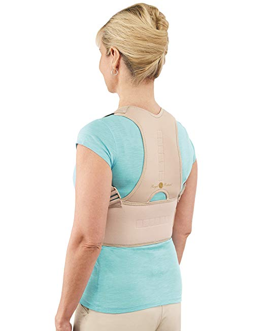 Posture Correction Back Support. --Orthopaedic Surgeon and Rheumatologist Approved for Back pain with poor posture