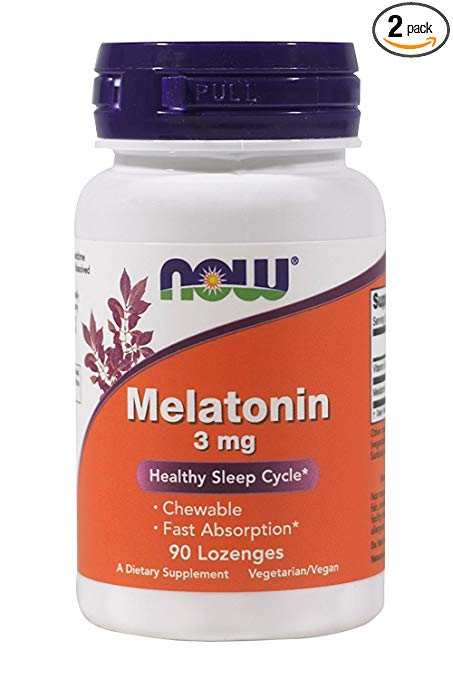 MELATONIN 3MG-Rheumatologist Approved-Nature Made Melatonin 3 mg Tablets Value Size 90 serving per container