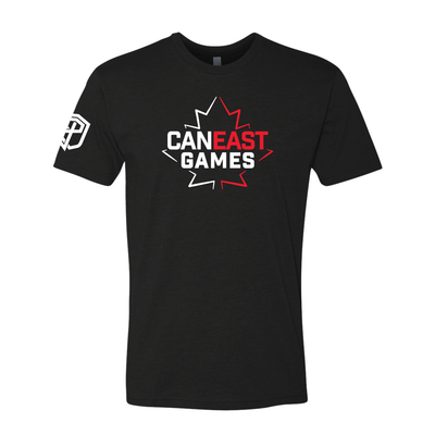 2019 CanEast Official T-Shirt (Black)