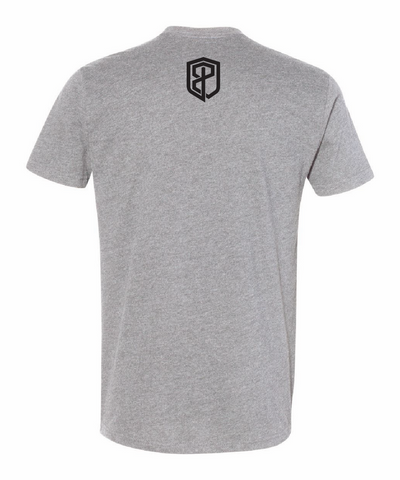 CanWest Distressed Logo T-Shirt (Heather Grey)