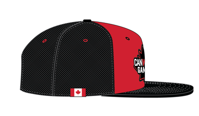 CanWest Official Hat (Red)