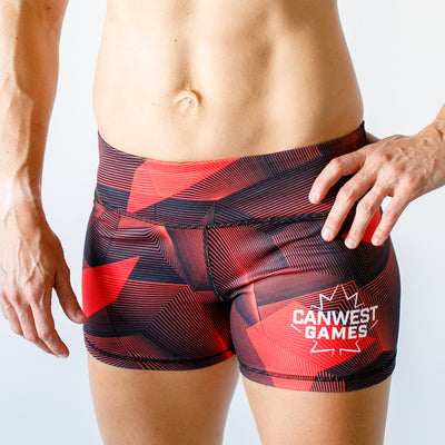 CanWest Official Double Take Booty Shorts