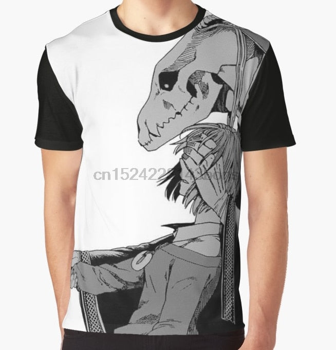 d4e1fdf74dab All Over Print T-Shirt Men Funy tshirt The Ancient Magus Bride x2 Short  Sleeve