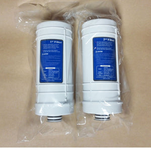 "Compatible Replacement Filter Set for LIFE M7 M9 ""FIRST"" Generation Ionizer"