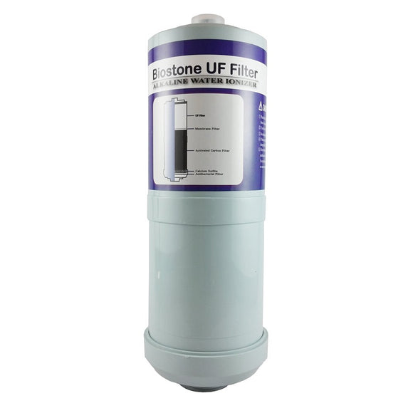 UF(0.01M) Biostone Water Ionizer Filter Compatible with Jupiter Delphi Athena Melody Venus Orion Aquarius Neptune Mavello