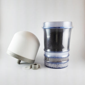 1+1 Ceramic Dome Multi-Stage Filters Compatible for ZEN Water System