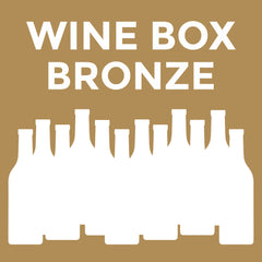 wine box bronze