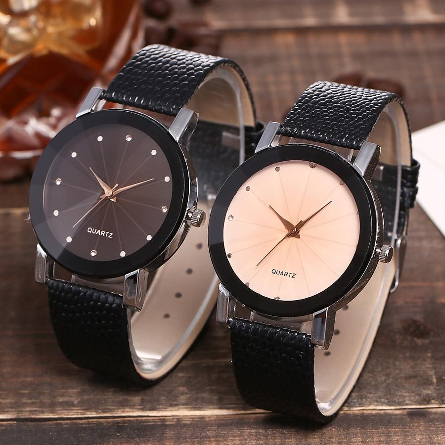Chic Casual Simple Women Quartz Clock - GoFashional Store