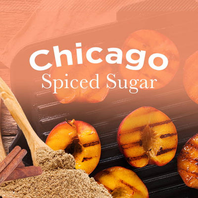 SWEET, SWEET CHICAGO! ORGANIC SPICES FOR SUMMER FRUIT