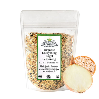 Everything Bagel Seasoning Resealable Bag