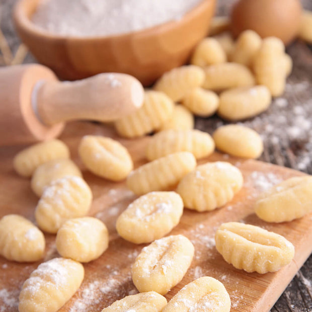 High Quality Organics Express Potato Flour rolling gnocchi italian food