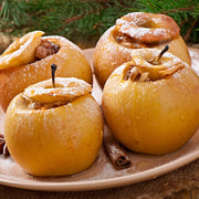 High Quality Organics Express Vietnamese Cinnamon Baked Apples