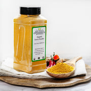 High Quality Organics Express Curry Powder Display