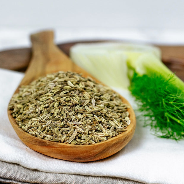 High Quality Organics Express Fennel Seed Whole